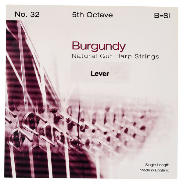 Bow Brand Burgundy 5th B Gut Str. No.32