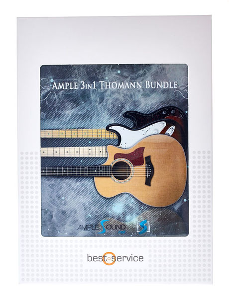 Ample Sound Ample 3 in 1 Thomann-Bundle