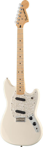 Fender Mustang MN OW Offset