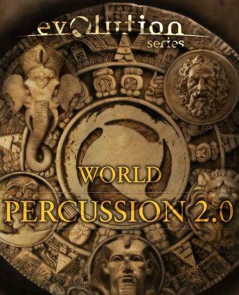 Evolution Series World Percussion Core