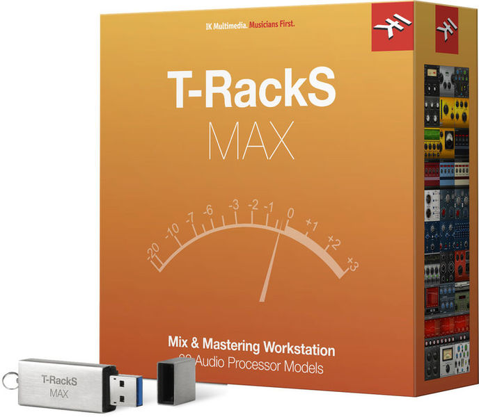 IK Multimedia T-RackS MAX