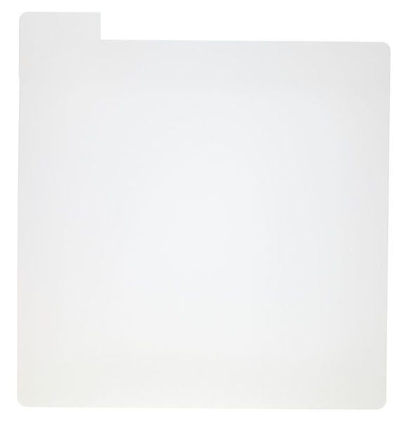 Glorious PVC Vinyl Divider white