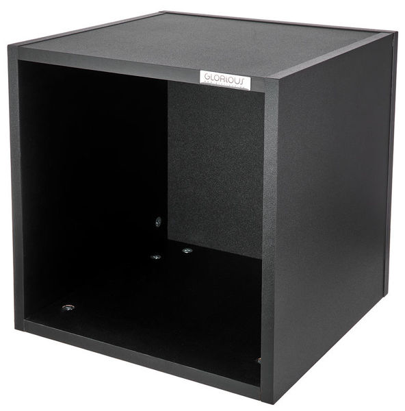 Glorious Record Box black 110