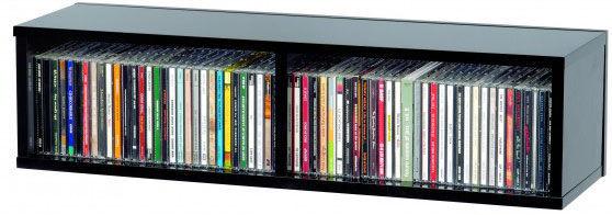 Glorious CD Box 90 black