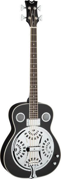 Dean Guitars Resonator Bass CBK