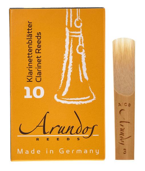 Arundos Reed Bb-Clarinet Aida 3,0