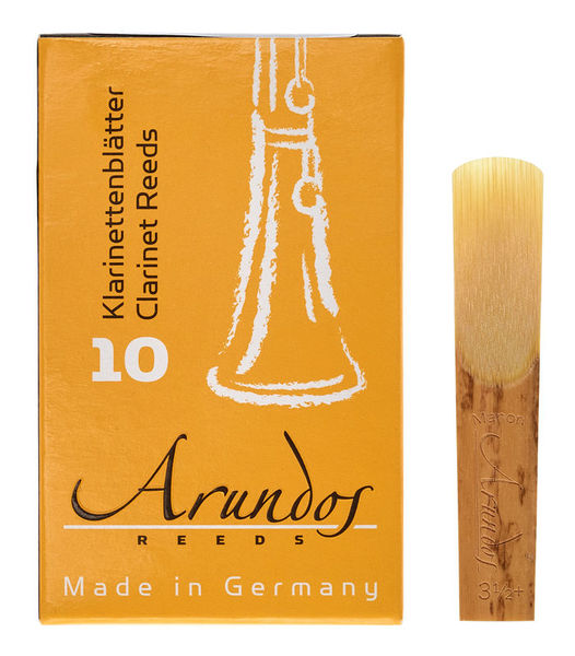 Arundos Reed Bb-Clarinet Manon 3,5+