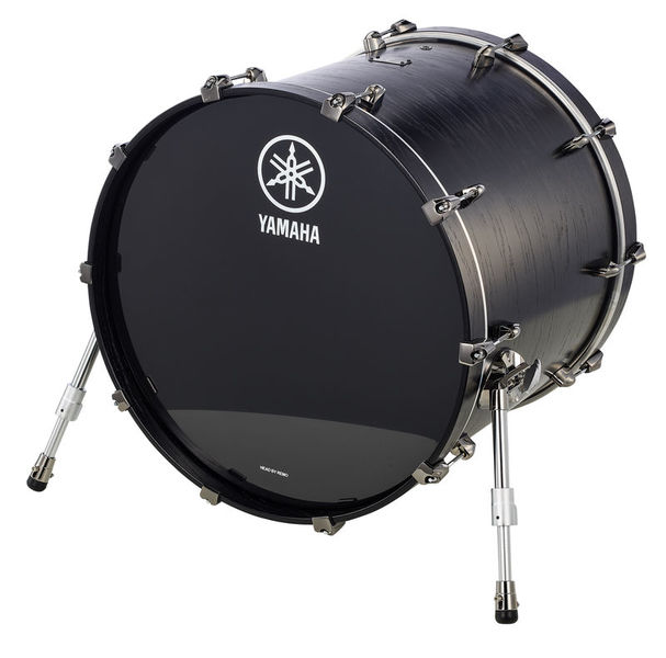 "Yamaha 22""x18"" Live Custom BD BKW"