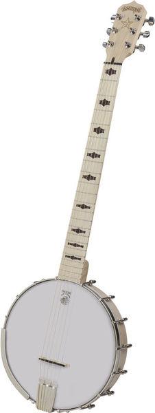"""Deering Goodtime 6 Banjo 12"""" Jumbo"""