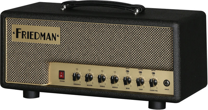 Friedman Runt-20 Head