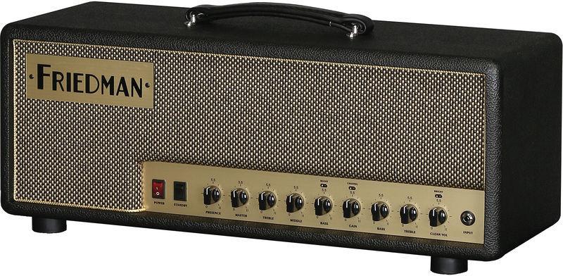 Friedman Amplification Runt-50 Head