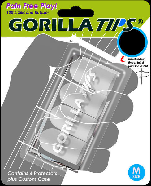 Gorilla Tips Finger Tips M
