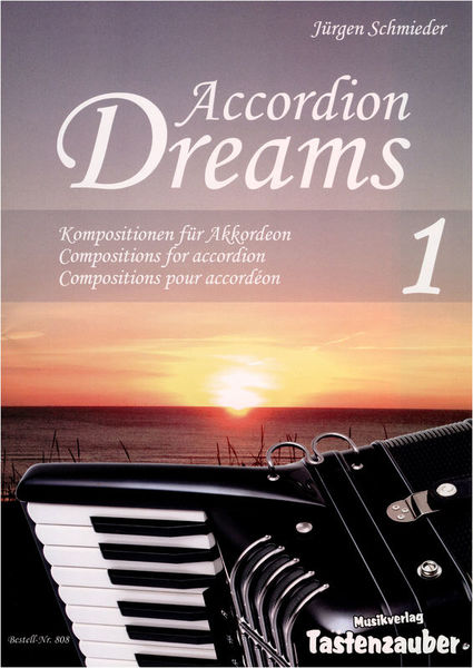 Musikverlag Tastenzauber Accordeon Dreams 1