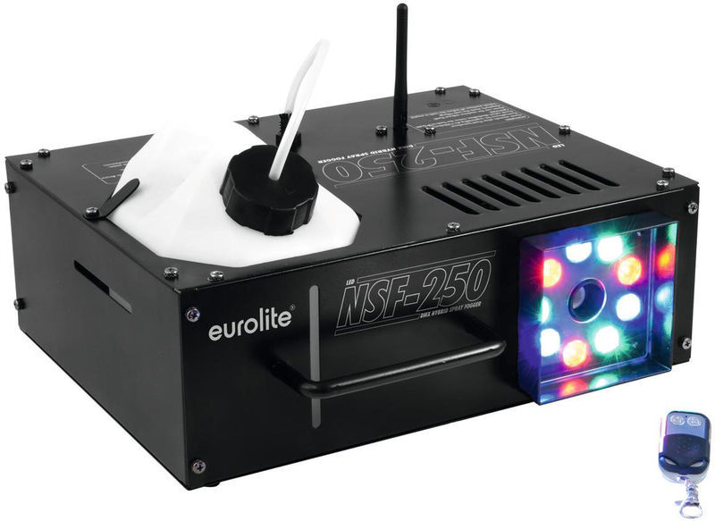 Eurolite NSF-250 LED Hybrid Spray Fog