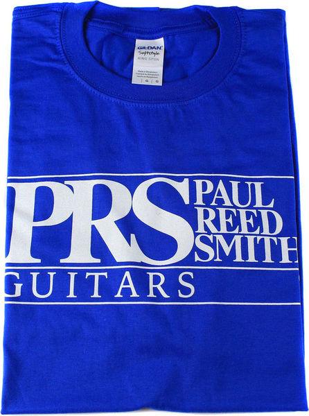 PRS T-Shirt Classic Royal Blue M
