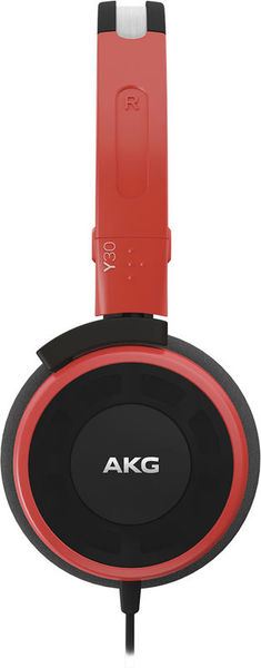 AKG by Harman Y-30 Red