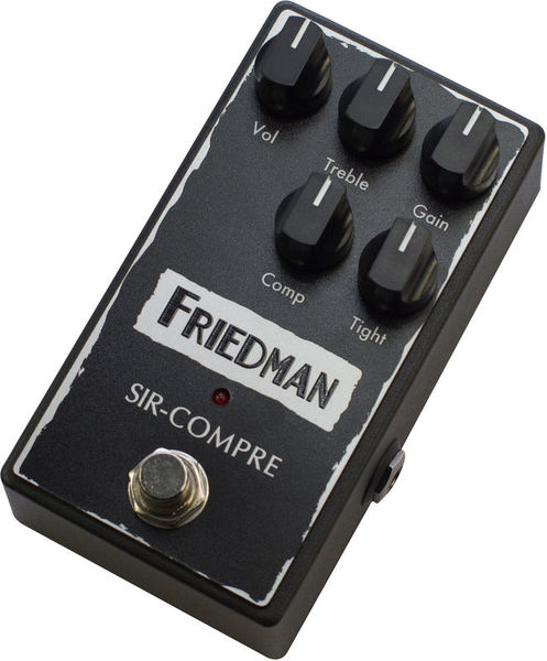Friedman Amplification Sir Compre