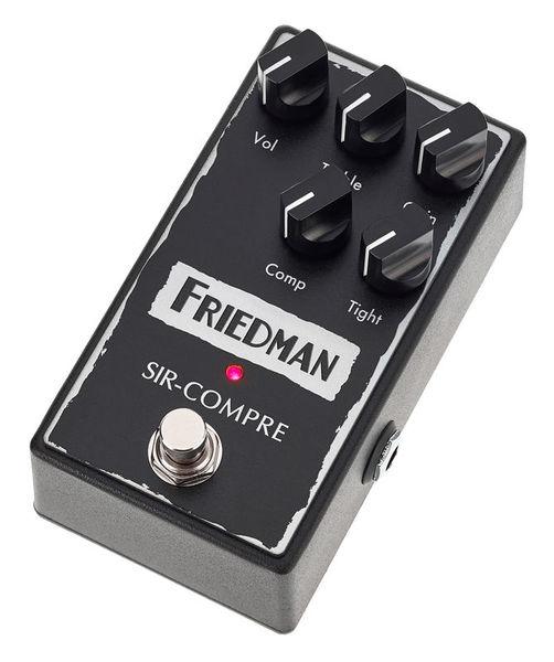 Friedman Amplification Sir Compre