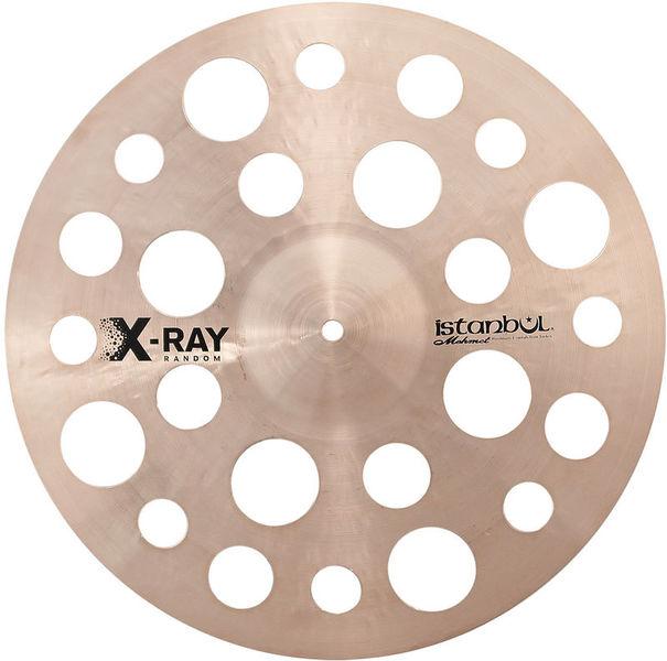 "Istanbul Mehmet 16"" X-Ray Series Random Hi-Hat"