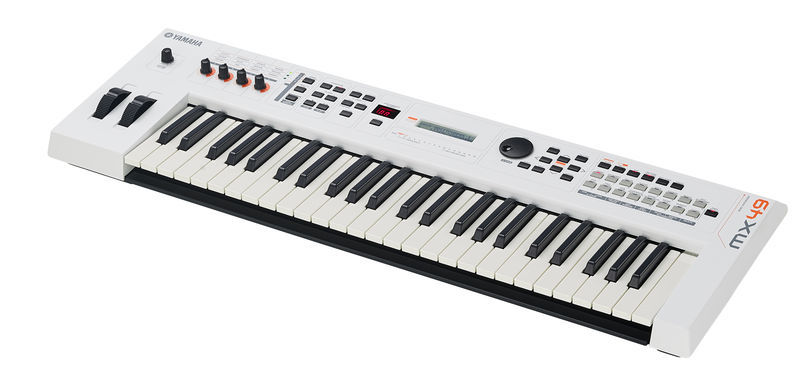 Yamaha MX49 V2 White