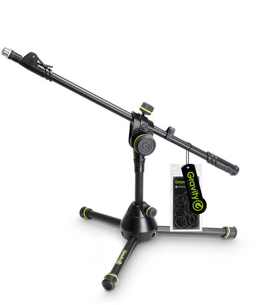 Gravity MS 3122 HDB Microphone Stand