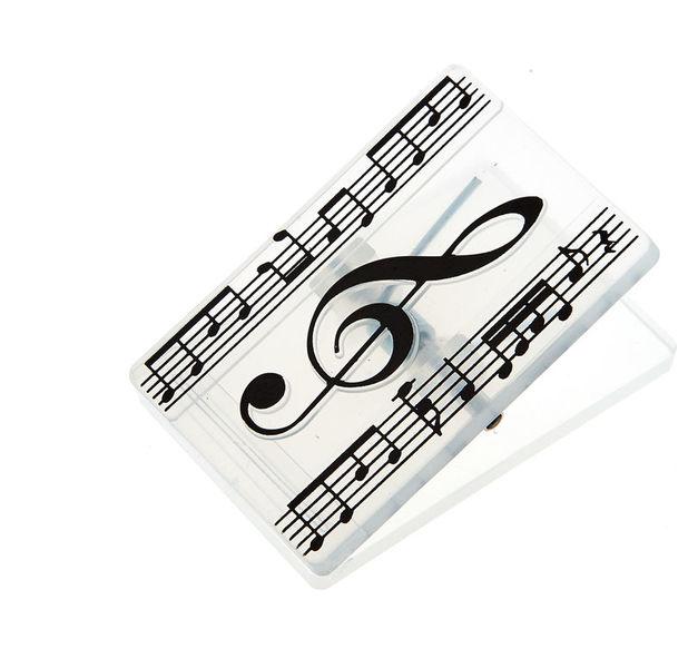 A-Gift-Republic Clip Music Violin Clef B/W