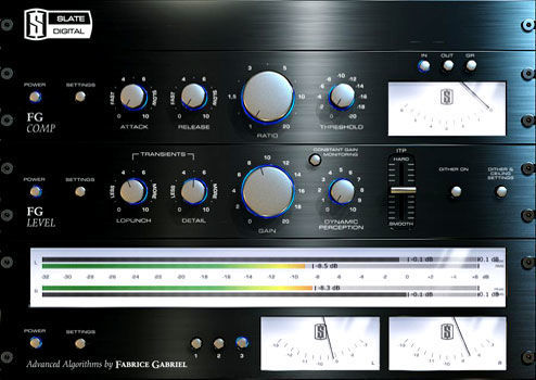 Slate Digital FG-X Mastering Suite