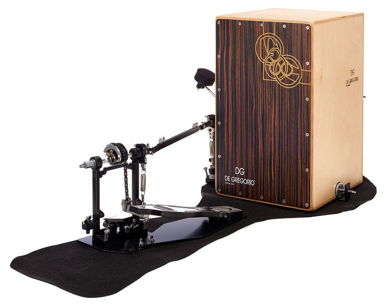 DG De Gregorio Drum Box Set Travel