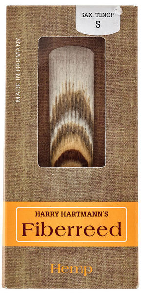 Harry Hartmann Fiberreed HEMP Tenor Sax S