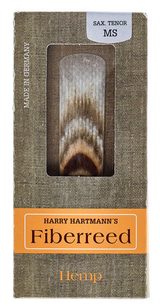 Harry Hartmann Fiberreed HEMP Tenor Sax MS
