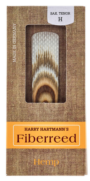 Harry Hartmann Fiberreed HEMP Tenor Sax H