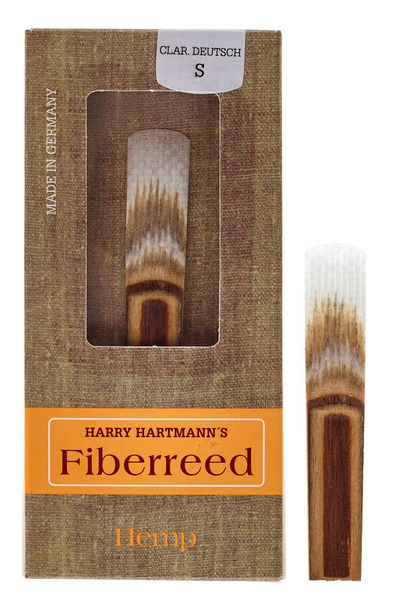 Harry Hartmann Fiberreed HEMP Clar German S