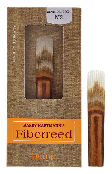 Harry Hartmann Fiberreed HEMP Clar German MS