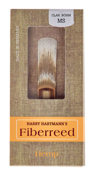 Harry Hartmann Fiberreed HEMP Clar Boehm MS