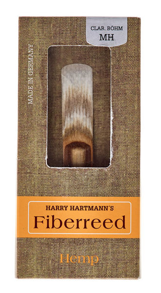 Harry Hartmann Fiberreed HEMP Clar Boehm MH