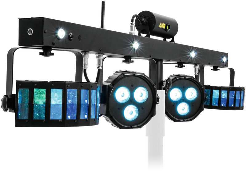 Eurolite LED KLS Laser Bar FX-Set