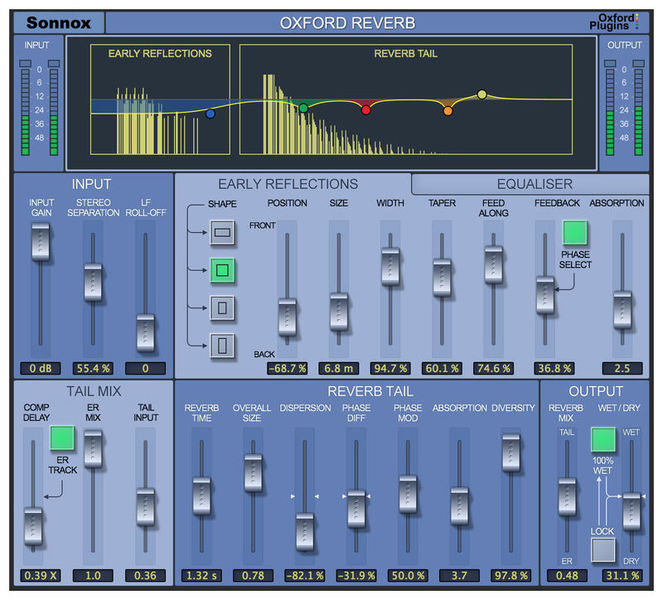 Sonnox Oxford Reverb Native