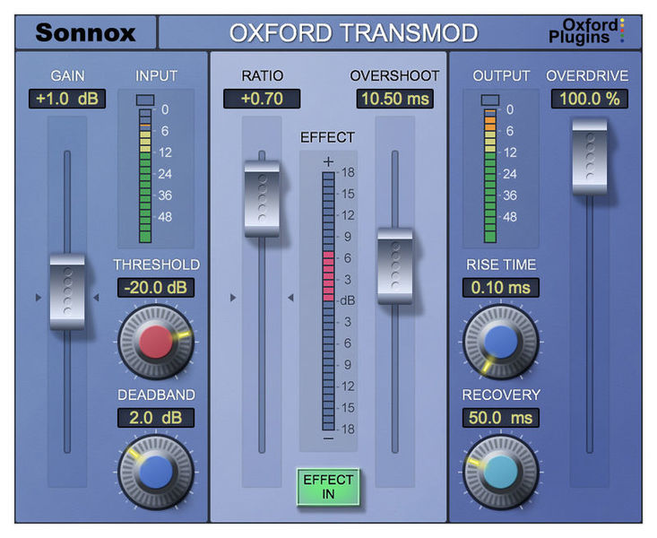 Sonnox Oxford TransMod Native