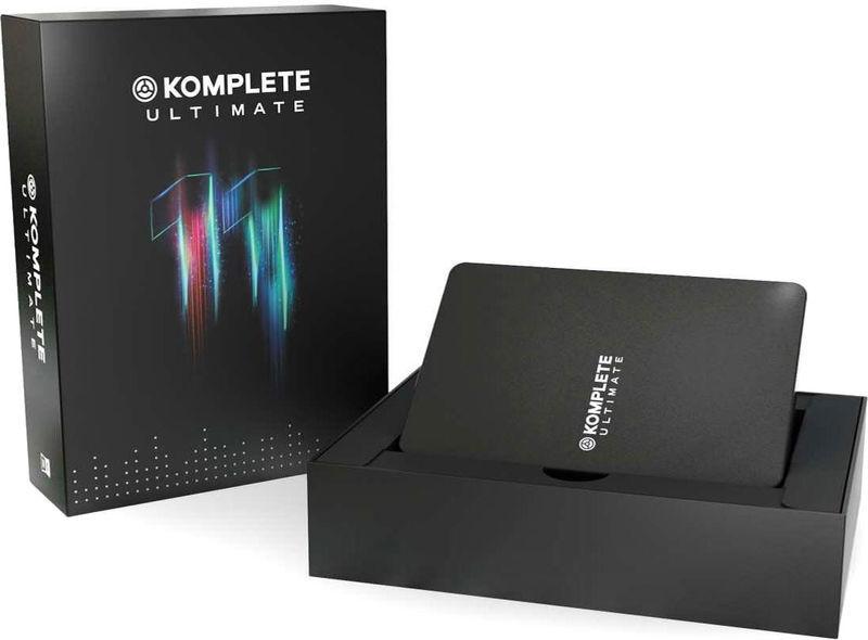 Native Instruments Komplete 11 Ultimate UPD 8-10U