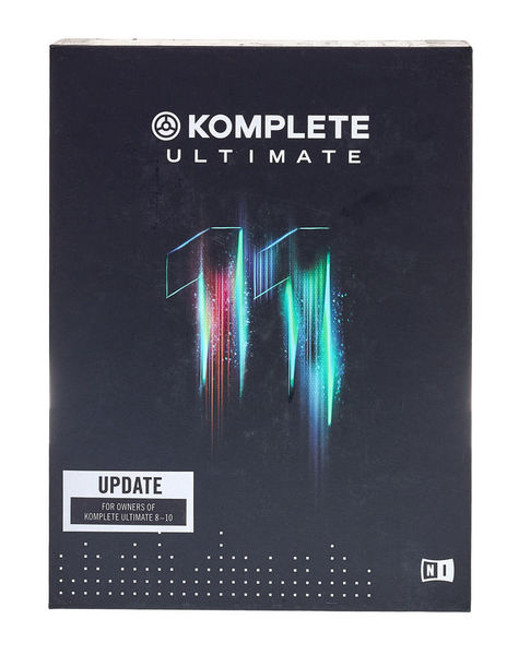 Native Instruments Komplete 11 Ultimate UPD 8-10U