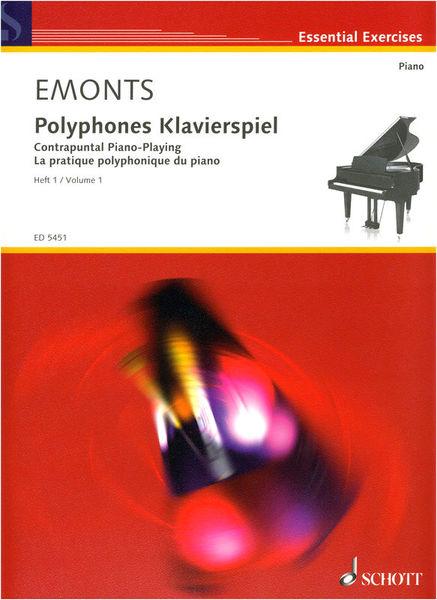 Schott Polyphones Klavierspiel 1