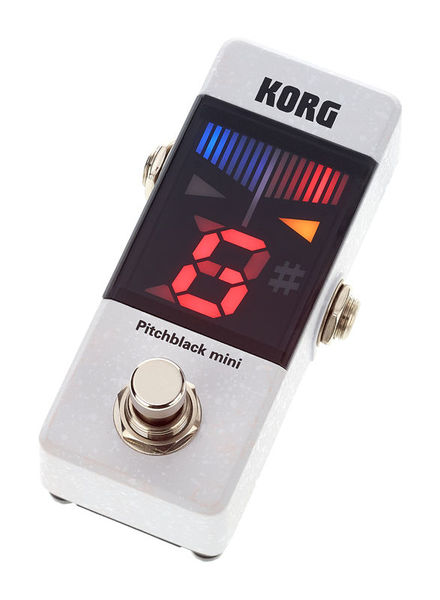 Korg Pitchblack Mini WH