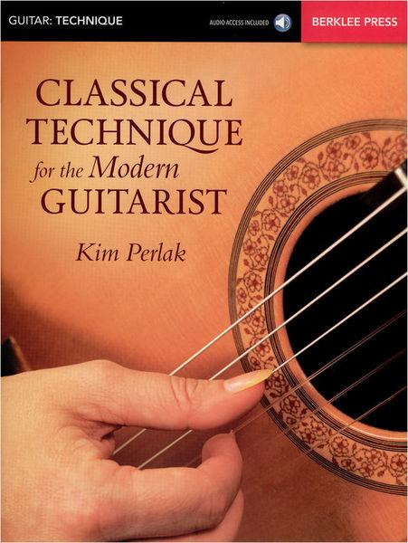 Berklee Press Classical Technique