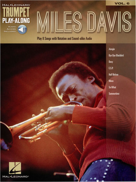 Hal Leonard Trumpet Play-Along:Miles Davis