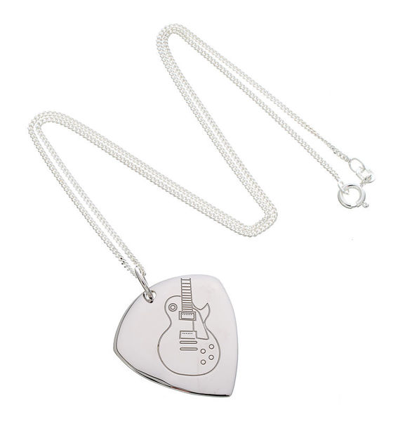 Rockys Necklace Plectrum Guitar 2