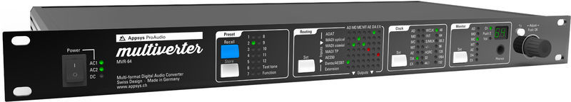 Appsys Multiverter MVR-64