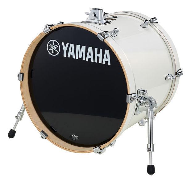 "Yamaha Stage Custom 18""x15"" BD PWH"