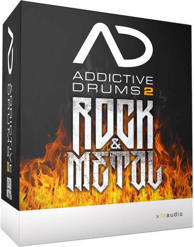 XLN Audio Addictive Drums 2 Rock & Metal