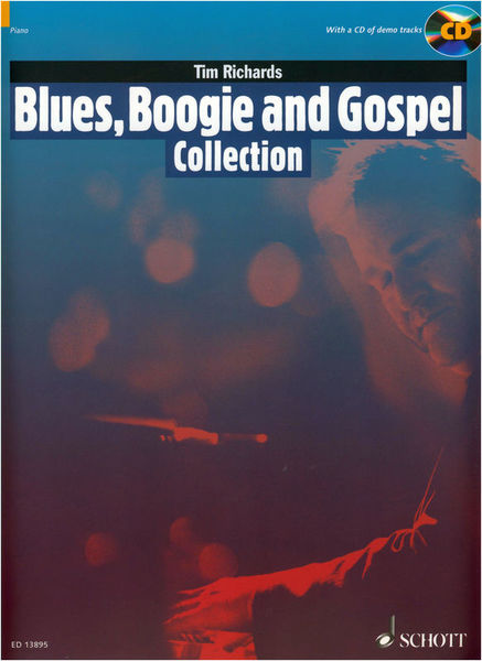 Schott Blues Boogie Gospel Piano