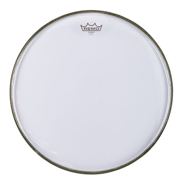 "Remo 18"" Emperor Clear Bass Drum"